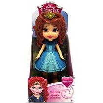 Juguete Disney Princess De Poseable Mérida Chispa Colección