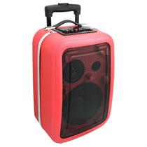 Velikka Bocina Portatil 600w Usb Radio Fm Micro Sd Vkk-18 R
