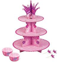 Wilton Base Soporte Cupcakes Princess Princesas 1510-1008