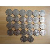 Colección # 5 Riqueza Y Orgullo Del Perú 26 Monedas Ccp