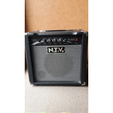 Amplificador De Bajo Nativo 25 Watts Studio Bass