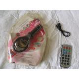 Transmissor Modulador Fm Wireless Digital Mp3 Veicular Carro