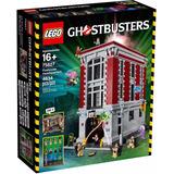 Lego 75827 Edificio Casafantasmas, Ghostbusters, Con Envio