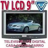 Televisor Tv Lcd 9 Premier Mp3 Usb Sd Portaretrato Carro