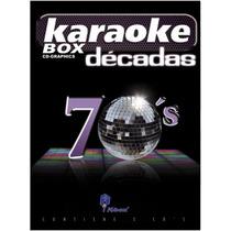 3 Cd+g Karaoke Box Originales Nuevos En Español E Ingles 70s