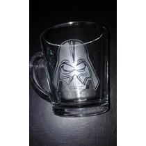 Taza Y Vaso Con La Imagen De Darth Vader