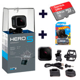 Camara Gopro Hero 5 60fps 1080p, 4k, Mem. 64gb Y Hot Wheels