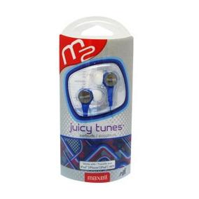 Audifonos Maxell Juicy Tunes