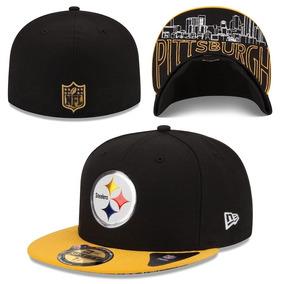 00dd6c404926f New Era 59fifty Pittsburgh Steelers Draft Nfl Gorra 6 3 4