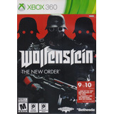 Wolfenstein The New Order Juego Xbox 360 Nuevo En Karzov