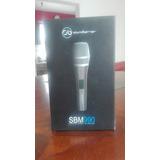 Micrófono Alambrico Marca Sound Barrier Sbm990