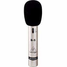 Microfone Condensador Behringer B5 Melhor Preço