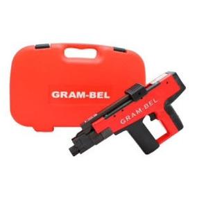 Pistola De Fijación Con Silenciador Gram Bell Gb-450