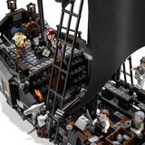Barco Perla Negra Bloques Armar