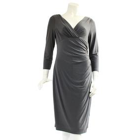 Vestido Coctel Lauren By Ralph Lauren 4894g