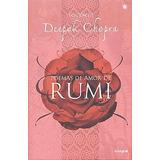 Poemas De Amor De Rumi Edición De Deepak Chopra