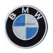 Patch-bordado-logo-bmw 5x5 Cm