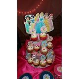 Cupcakes Con Buttercream O Merengue