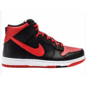Tênis Nike Dunk Sneaker University Red High Bred , Imediato
