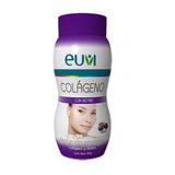 Colágeno + Biotina Con Uva En Polvo X 250gr (lab. Euvi)