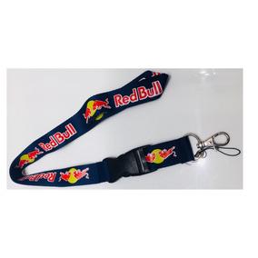 Chaveiro Cordão Cordinha Pescoço - Red Bull - Frete Grátis