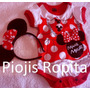 Sets Disfraz Minnie Body Y Vincha C Orejas Y+ Ropa Gap Polo