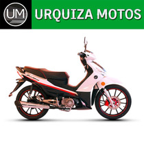Moto Gilera Smash 125 Rr 0km 100% Financiada Urquiza Motos