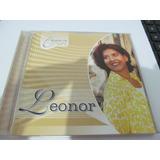 Cd Leonor - Seleção De Ouro Line Records - Raro