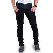 Calça Jeans Masculina Original Slim