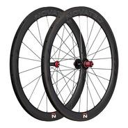 Ruedas Ruta Novatec R5 Carbono - Ciclos