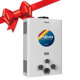 Calentador Instantáneo De Agua A Gas Enxuta 6l Regalo !