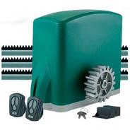Kit Motor Corredizo Seg Ch500 Hierro Automátización 500kg