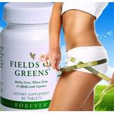 Forever Living Fields Of Greens, Kit C/3 - 80 Tabletes