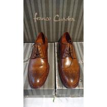 Zapatos Franco Cuadra Originales Piel Exotica Venado,
