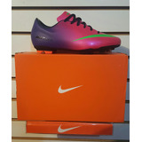 Guayo Nike Mercurial Victory Iv Para Joven 100% Originales