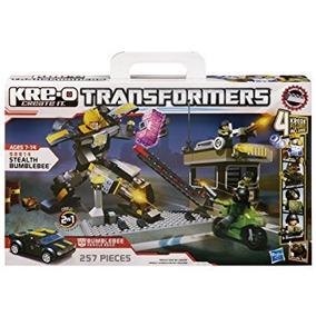 Kre-o Transformers Bumblebee Sigilo Juego ( )