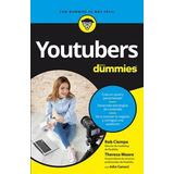 Youtubers Para Dummies-ebook-libro-digital