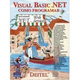 Visual Basic .net Como Programar C/ Cd Rom