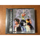 Final Fantasy Viii 8 Ps1 Ps2 Ps3 Playstation
