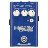 Pedal Tc Helicon Harmony Singer - Loja Oficial