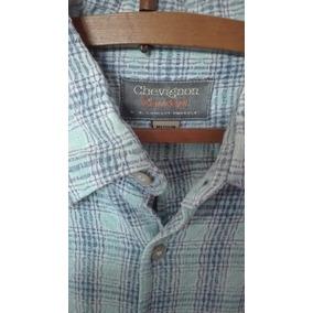 Camisas A Cuadros Marca Chevignon.ufo:dior - Como Nuevas