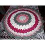 Tapete De Totoras O Trapillos Al Crochet