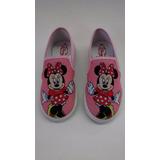 Sapatilha Tenis Infantil Criança Minie Disney, Promoção