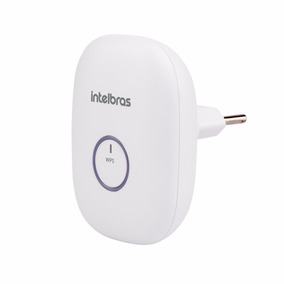 Iwe 3000n Substitui Nplug Repetidor Sinal Wireless Intelbras