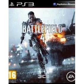 Battlefield 4 Bf4 Português Ps3 Mídia Digital Psn Jogo Buy