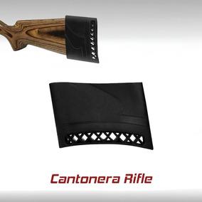 Cantonera Rifle Militar Tactico Retroceso Arma Fuego Caza