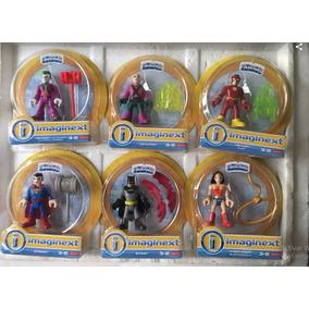 Imaginext Batman Superman Joker Flsh Pack Fisher Price