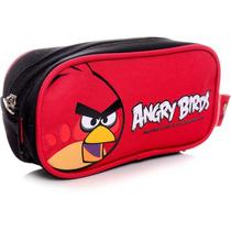 Estojo De Lapis Angry Birds Vermelho