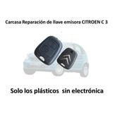 Carcasa Completa Llave Citroen C3 C 3