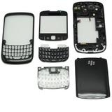 Carcaça Blackberry 8520 Curve Painel Completo Teclado Tampa